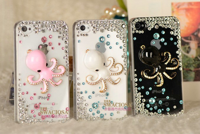 diy rhinestone phone case - photo #45