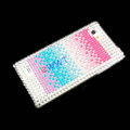 Bling Crystal Case Rhinestone Cover for LG P880 Optimus 4X HD - Pink