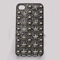 Star Rivet Bling Crystal Metal DIY Cell Phone Case shell Cover Deco Den Kit