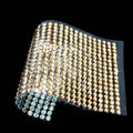 Champagne Diamond Crystal Bling Rhinestones mobile phone DIY Craft Jewelry Stickers