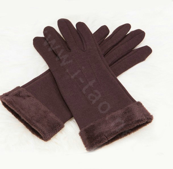 Buy Wholesale Allfond women touch screen gloves stretch