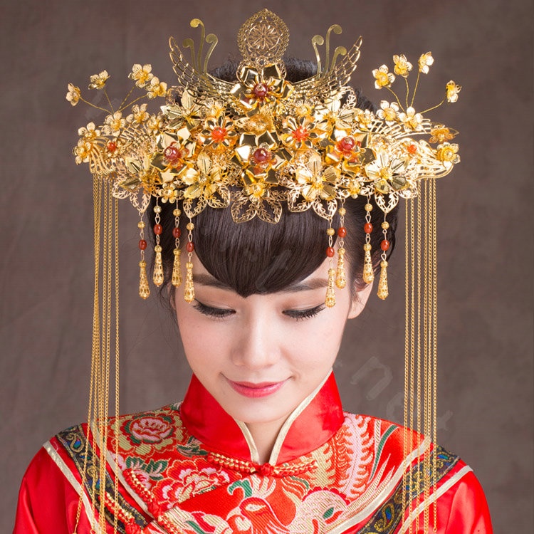 Buy Wholesale Luxury Classic Costume Phoenix Coronet