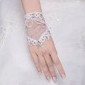Simple Lace Rhinestone Bridal Wristlet Wedding Dress Perform Rhinestone Bracelet Chain Accessories