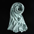Colorful Unisex Scarf Shawl Winter Warm Cashmere Solid Panties 180*60CM - Aquae